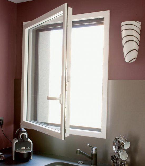 Fenêtre Aluminium Linéa
