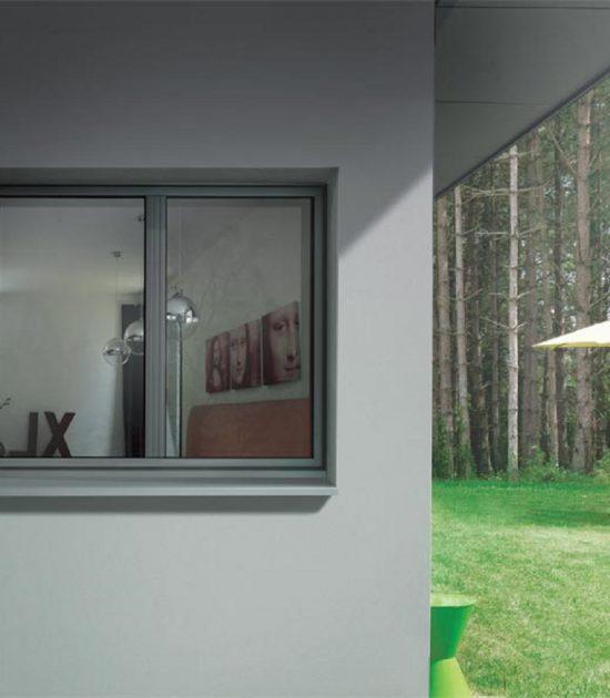 Fenêtre Alunimium Linéa