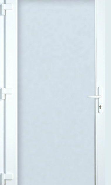 Portes d'entrée PVC Linéa