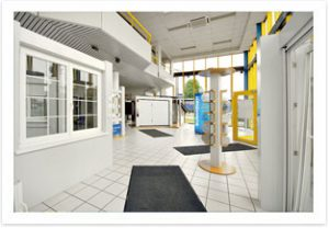 Salle exposition Linéa