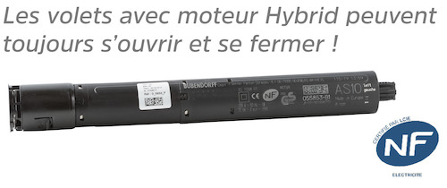 Visuel moteur hybrid