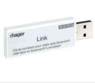 LINK, une nouvelle solution pour le pilotage à distance de vos volets radio Bubendorff